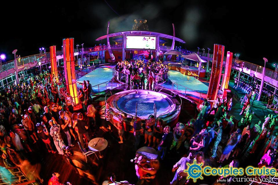 Couples Cruise / A Clothing Optional Dream Boat