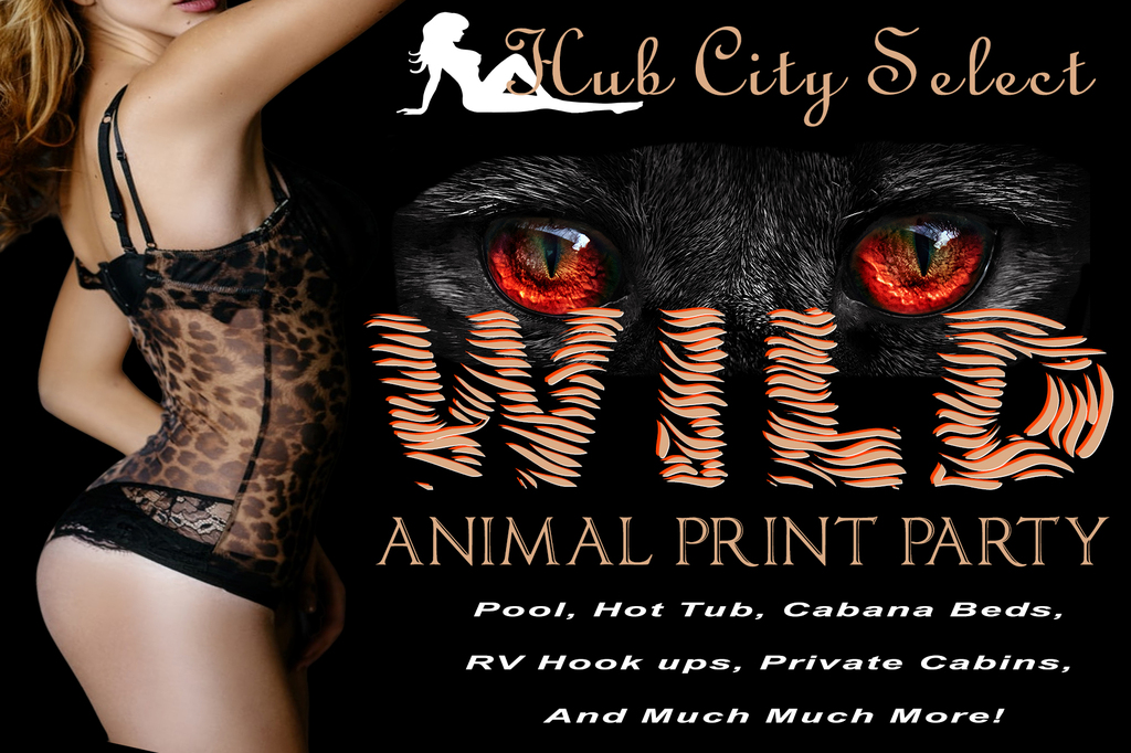 Hub City Select Wild Animal Print Party 2020