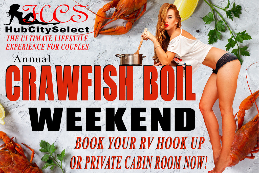 Hub City Select 13th Annual Crawfish Boil Weekend 2020
