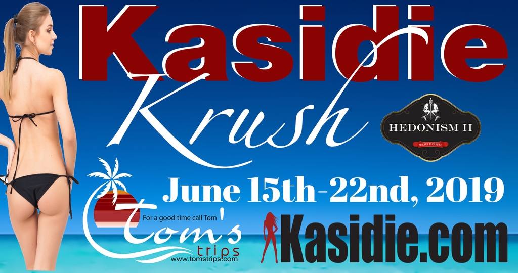 Join Hub City Select for Kasidie Krush Week at Hedonism 2019